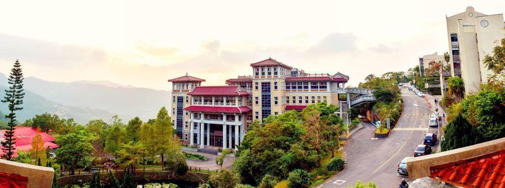 華梵大學圖書資訊大樓 華梵大學/提供