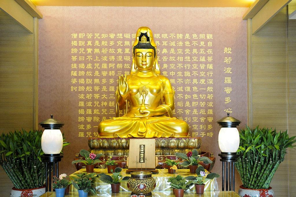 佛陀紀念館觀自在菩薩