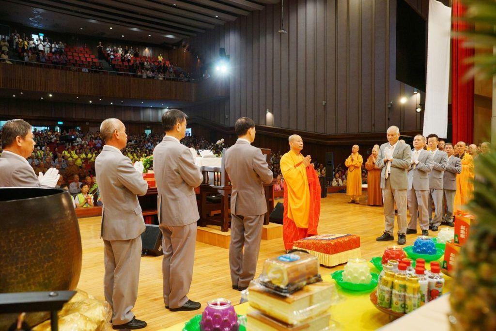 104年台灣佛教總會弘法大會